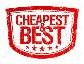 LOOKING FOR Cheapest Option? £12ph Qulity Man and Van Hire is Here CALL NOW!!!!