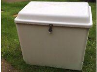 Conway Sunncamp Trailer Tent Large Front Storage Box, Fridge, Gas Bottle, Battery, Lockable, Vgc