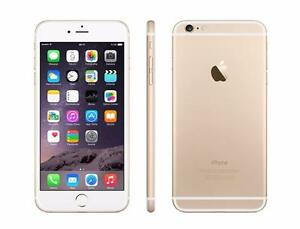 iPhone 6 64GB Gold UNLOCKED ( including Wind / Freedom and Chatr ) MINT 9.5/10  $420 FIRM
