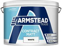 Armstead Trade Contract Matt 10L White (335034)