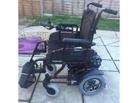 'Roma Medical' Sirocco Power Chair (Ex Display Model) Only £800
