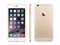 *Good Condition* Apple iPhone 6 Gold 16GB 4G/LTE Retina EE/Virgin/BT Mobile latest iOS 9.3.4