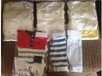0-3 Months Boys Summer Clothes