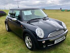 2004 Mini One - FSH, Air Con, 6 CD - Immaculate