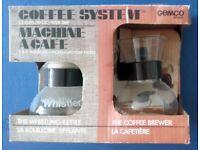 Retro Filter Coffee Maker