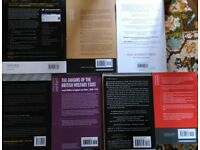 MEDIA/SOCIOLOGY TEXT BOOKS