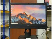 Dell Optiplex 7440 ,i7-6700 , fast 128GB NVME SSD + 250GB HDD, 8GB DDR4, Full HD 23.8
