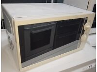 Cookworks MM717CKA Silver Manual Microwave Oven