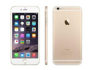 iPhone 6 16GB Gold UNLOCKED ( including Freedom / Chatr ) 9/10 condition $220 FIRM
