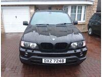 BMW X5 D Sport, automatic, black