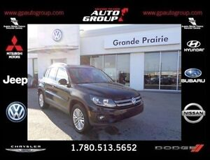 2016 Volkswagen Tiguan CONSERVATIVE|QUALITY|COMPACT