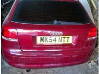Audi A3, Petrol, 2004, red, Quick SALE