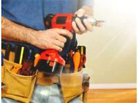 Handyman home repairs