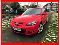 2007 Mazda3 2.0 D Sport 5dr --- Diesel --- Manual --- Part Exchange Welcome --- Drives Good