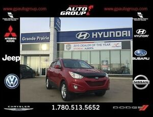 2011 Hyundai Tucson GLS | AWD | COMMAND START
