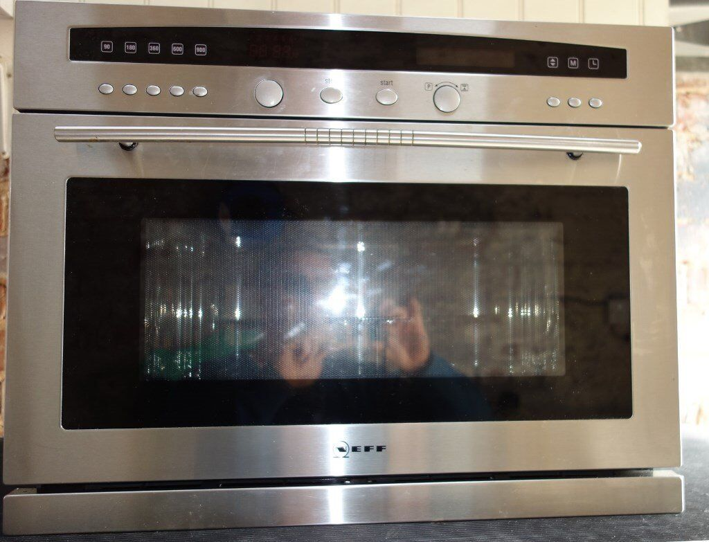 Neff Built In Combination Microwave Oven 7740n0gb
