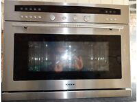 Neff built in combination microwave / oven 7740N0GB