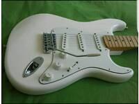 Fender Stratocaster upgraded MIM