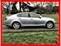 HyBrid -- Lexus GS 450H 3.5 Automatic CVT -- Navigation -- Leather Seats -- Fully Loaded