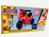 Electric Ride On Motorcycle / Bike Brand New in box