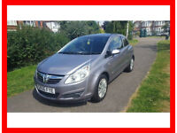 (Auto 69000 Miles)-- 2007 Vauxhall Corsa 1.4 Automatic -- 5 Door -- Low Mileage -- Part Exchange OK