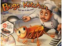 Board game BUGS IN THE KITCHEN