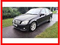 Automatic--- 2008 Mercedes Benz C Class C220 CDi Sport --- 2.1 Diesel AUTO --- Mercedes C 220 -PX OK