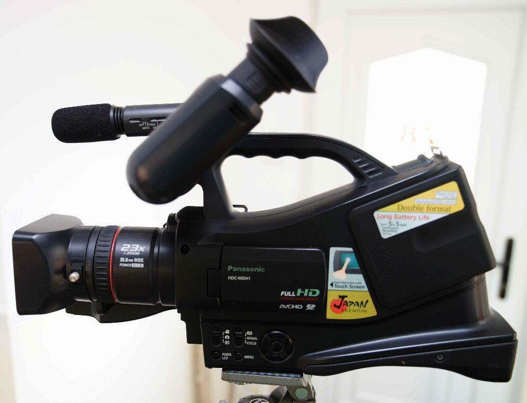 Panasonic Hdc Mdh1gc K Full Size Video Camera In Whitchurch Gopro Blackout Housing 3rd Party For Hero3 Hero4