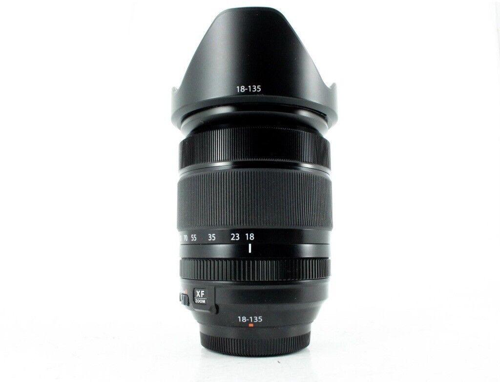 Fujifilm XF18-135mm lens (Fujinon XF18-135 Fuji)