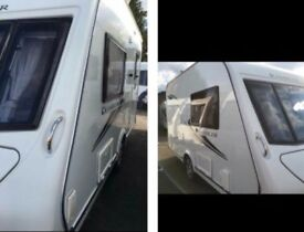 Elddis Rambler 12/2 SE 2 Berth Touring Caravan