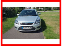 2009 Ford Focus 1.6 TDCi DPF Zetec 5dr --- Diesel --- Part Exchange Welcome --- Drives Good