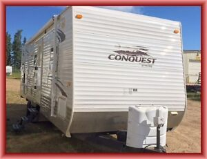2009 Conquest 295BHS