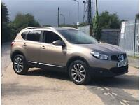 2011 Nissan Qashqui Tekna 2.0 DCI FOR SALE ( high spec / new mot )