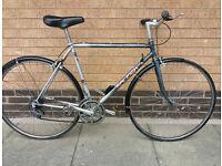 Raleigh Pulsar flat bar road bike good condition (city centre)