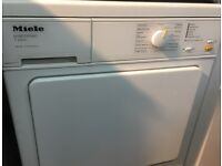 Miele novotronic top of the range strong and relaible condenser dryer for sale