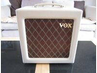 Vox AC4TV All Valve / Tube Amp.