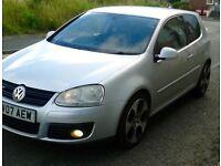 2007 Volkswagen Golf 2.0 GTD 170 Bhp