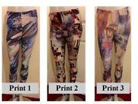 New women's Printed leggings job lot (192 pecies)