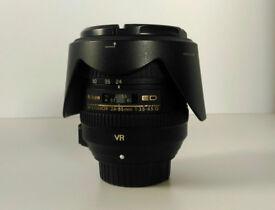 Nikon AF-S 24-85mm f/3.5-4.5 G VR (Used)