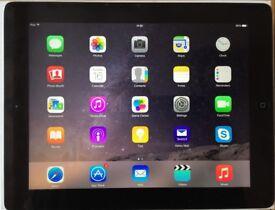 Apple iPad 16GB Wi-Fi 9.7in Black MD510BA