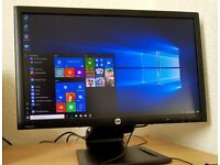 HP ZR2330w 23-inch IPS LED Backlit Monitor,Full HD 1080p FOR PC/Gaming/CCTV etc...