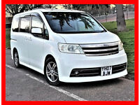 8 Seater -- Nissan Serena 2.0 Automatic RIDER -- Duel Sunroof - Very Comfortable - Spacious Nice