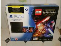 SONY PS4 1TB BRAND NEW (WITH GAME)