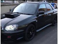 2003 Subaru Sti Uk Type (370BHP)