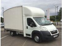 Man & Van movers, Removals service, Hackney, Tottenham, Walthamstow, Islington, Camden, Haringey Bow