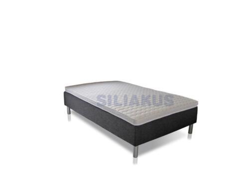boxspring twijfelaar compleet 100x200 120x200 120x220 slaapkamer bedden. Black Bedroom Furniture Sets. Home Design Ideas