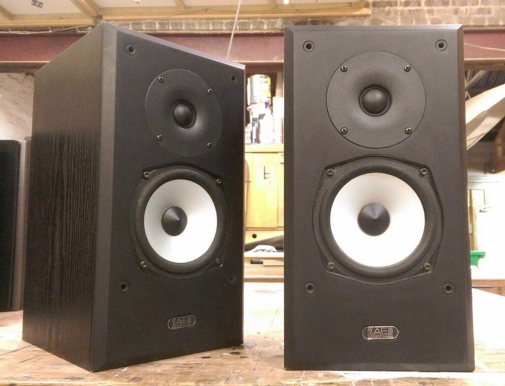 Acoustic Energy Aegis One Bookshelf Speakers