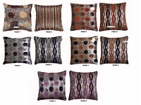 55 x 55cm 2 Face Jacquard Cushion Cover High Quality Royal Jacquard Cushion Cover