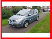 2006 Renault Grand Scenic 2.0 VVT Dynamique 5dr --- Part Exchange Welcome --- Drives Good