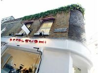 Shift Manager at Ottolenghi in Spitalfields